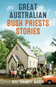 Cover Great Australian Bush Priests Stories