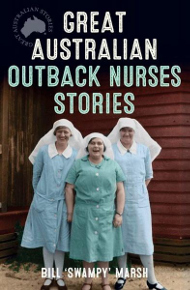 Cover Great Australian Outback Nurses Stories